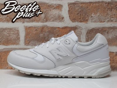 BEETLE  NEW BALANCE ML999AW 999 WHITE OUT 全白 皮革 US11.5