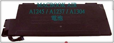 APPLE MACBOOK AIR A1245 / A1237 / A1304 電池 台中可自取  蓄電不良 無法充電