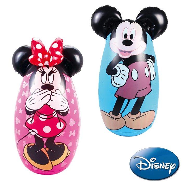 Disney。迪士尼米奇米妮不倒翁 DEB72235-隨機出貨