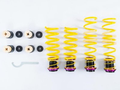【樂駒】KW BMW G30 F90 M5 Height adjustable spring 高度 可調 跨接 彈簧