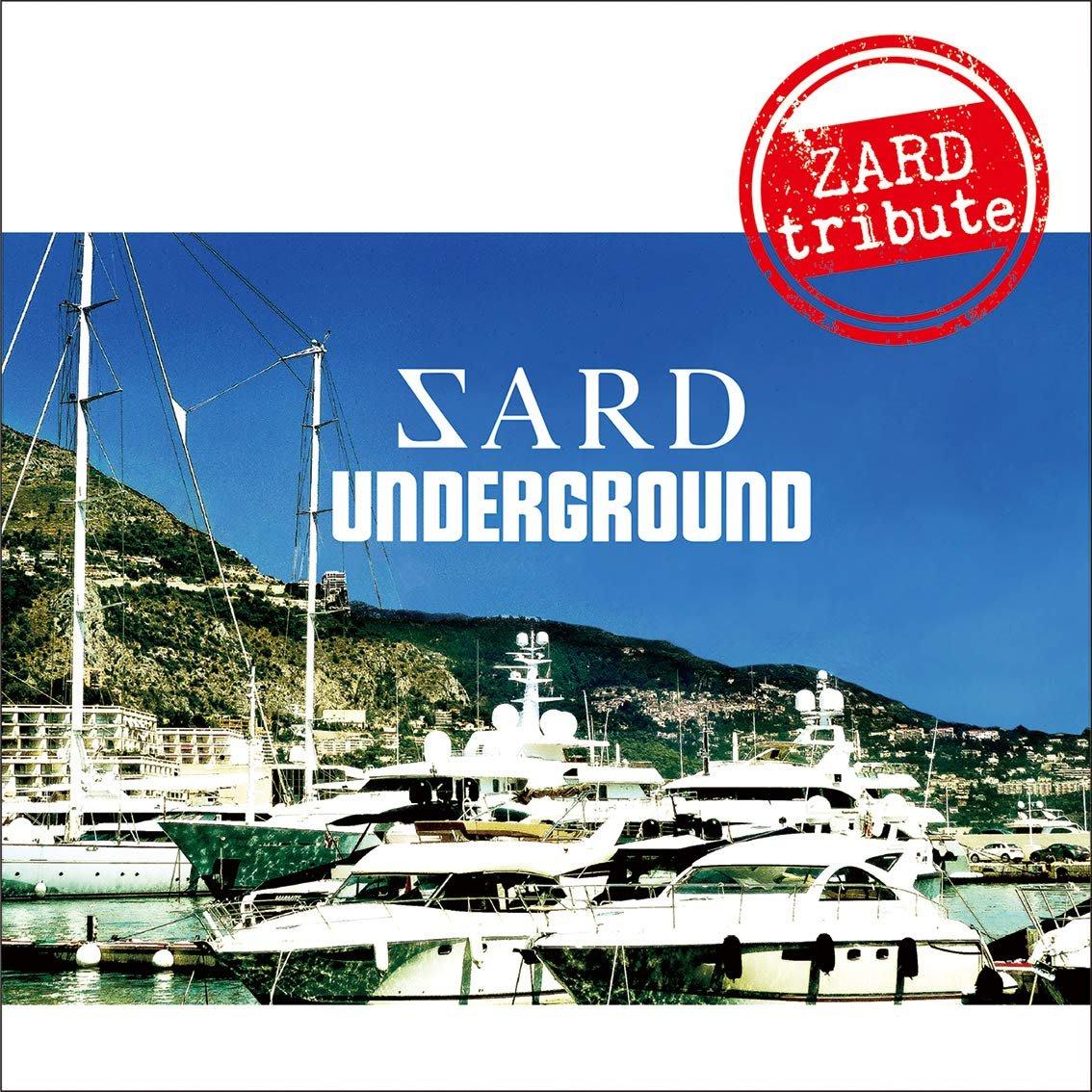 特價預購 SARD UNDERGROUND ZARD tribute 致敬專輯 (日版CD) 最新 2019 航空版