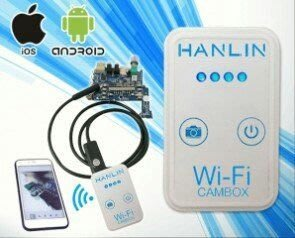 HANLIN CAMBOX 手機USB鏡頭WIFI