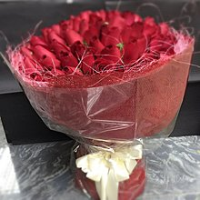 2019情人節訂花/99枝紅玫瑰優惠限量花束/#AF201806