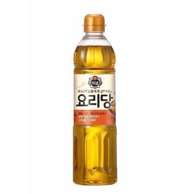 匯盈一館~韓國CJ白雪牌料理果糖漿料理糖漿백설 요리당700g~炒菜、滷肉、涼拌料理使用