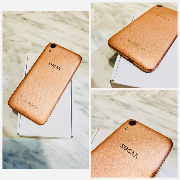 🌼二手機 Sugar C6 (5吋 32GB 雙卡雙待)