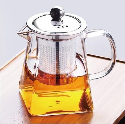 泡茶壺器不銹鋼過濾耐熱高溫玻璃小號紅茶茶具家用 MK8452TW