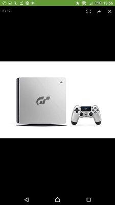 2020特賣 PS4 1TB GT SPORT 限定主機已要求原廠轉換一塊新底板ps4齊盒送特別GT手掣送全新GT齊盒配件!人人RD2 GT sport