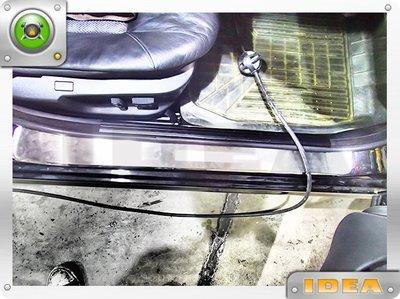 泰山美研社Y6240 BMW E39 528 進口 迎賓踏板 一組