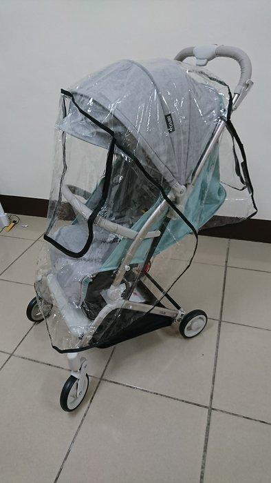 [MIBO婦幼生活用品] 嬰兒推車全罩式雨罩 新款開窗設計