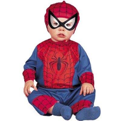 蜘蛛俠 Spiderman Comic Infant / Toddler Costume