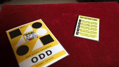 【天天魔法】【1563】心靈預言~ODD Packet Trick by Vinny Sagoo