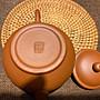 ~壺風茶道~465《宜興紫砂 早期紅泥 毛澤東語錄水平壺》~古董、茶壺、普洱茶、紫砂壺、家用茶具禮品、中國宜興紫砂