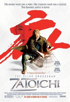 座頭市-The Blind Swordsman: Zatoichi (2003)原版電影海報