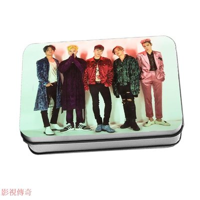 BIGBANG 2017 WELCOMING COLLECTION 周邊LOMO 拍立得40張