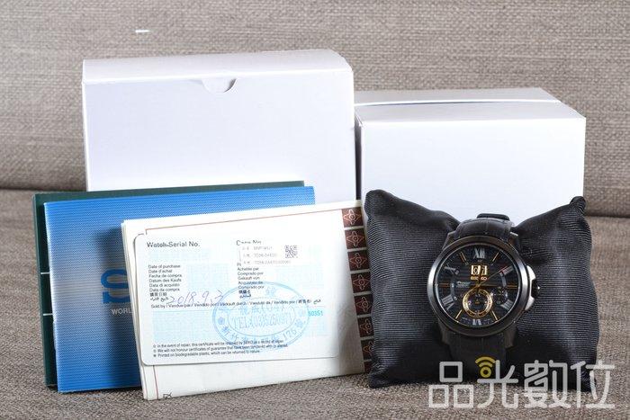【品光數位】SEIKO SNP145J1 人動電能 7056-0AE0C 石英錶 錶徑:43mm #86747