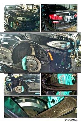 Secret全新鍛造卡鉗BMW E28 E30 E36 E38 E39 E46 E90 E92 全車系 桃園市