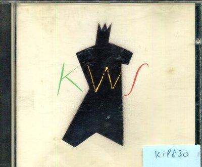 *真音樂* KWS / PLEASE DON'T GO 二手 K19830