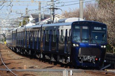 [玩具共和國] ポポンデッタ 波波 6028 相模鉄道20000系増備車 6両基本セット