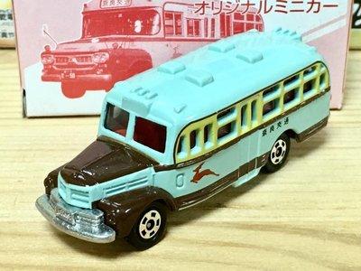 TOMICA (一番) 昭和時代 - 奈良交通巴士