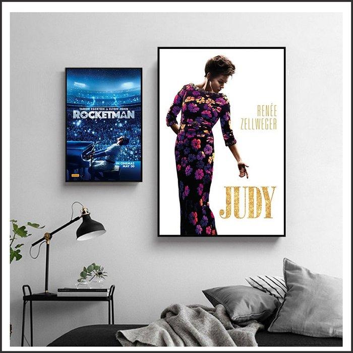 火箭人 茱蒂 Judy 大冒險家 電影海報 藝術微噴 掛畫 嵌框畫 @Movie PoP 賣場多款海報~