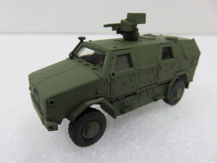 宗鑫貿易 Herpa H746168 ATF Dingo Mit FLW 100 輪型裝甲車