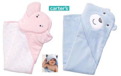 carter's 動物造型帽包巾/ 浴巾(售599含運) 台中市