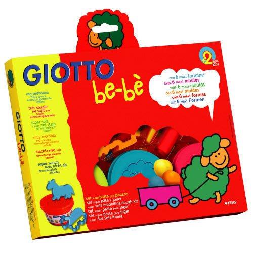 【魔法世界】義大利 GIOTTO 寶寶黏土派對