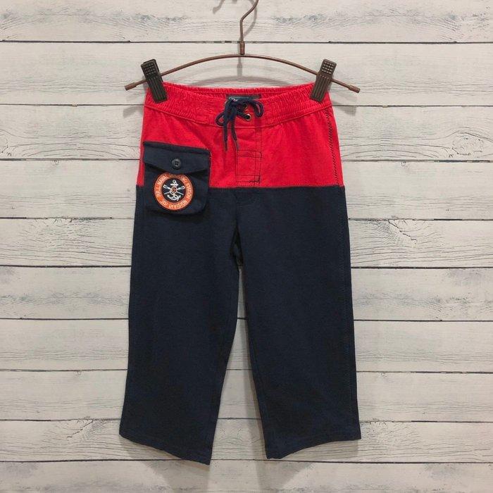 Maple麋鹿小舖 美國購買 童裝品牌POLO RALPH LAUREN 男童深藍長褲 * ( 現貨18M/24M )