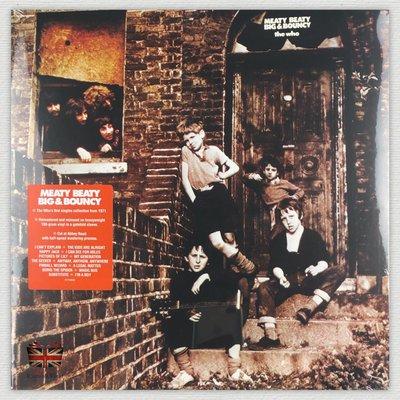 [英倫黑膠唱片Vinyl LP] 何許人合唱團  The Who Meaty, Beaty, Big & Bouncy