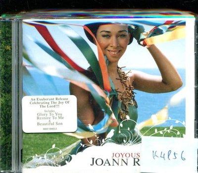 *真音樂* JOYOUS ROSAIS / SALVATION 二手 K4956 (封底打洞)  (清倉.下標賣2)