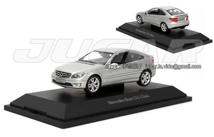 [Jugar夢想館] 1/43 (1:43) Mercedes BENZ CLC Class 賓士原廠包裝 C203
