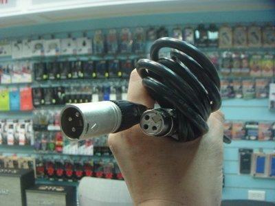 禾豐音響 XLR-XLR 高級麥克風線 4.5公尺 e945 sm58 e845 beta58 sm57可用