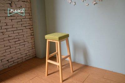 美希工坊JAN-PON吐司吧台椅/中島...