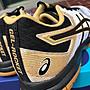 【小黑體育用品】ASICS 亞瑟士 GEL-ROCKET 9 男排球鞋(白*金)1071A030-100