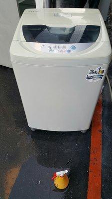 LG10.5kg 洗衣機八成新3500含運