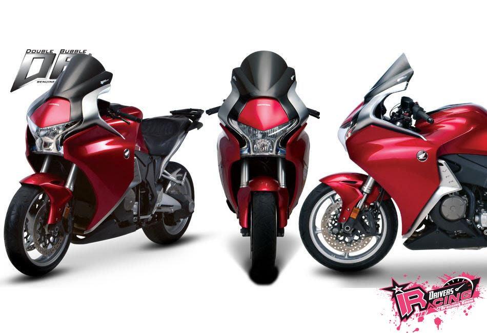 ♚賽車手的試衣間♚ Zero Gravity® Honda VFR 1200 F 10-13 DB款 風鏡