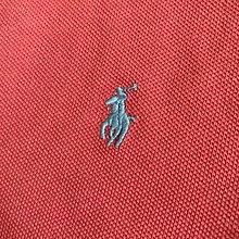Ralph Lauren  粉橘色小馬POLO衫、尺寸:6