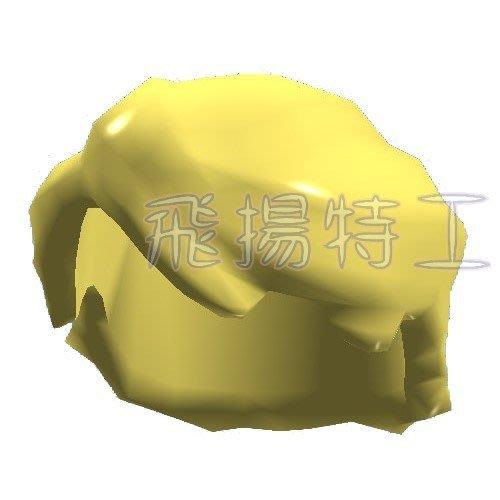 【飛揚特工】小顆粒 積木散件 裝備 頭髮 SHA017 配件 零件 (非LEGO,可與樂高相容)