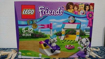 台南東區 LEGO 41304 樂高積木 Friends 朋友系列 小狗表演