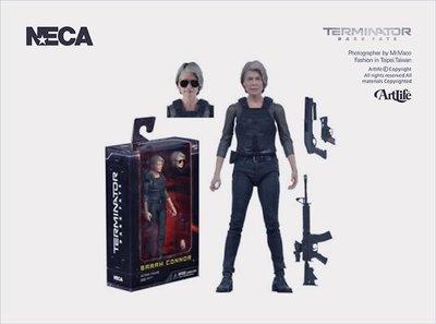 Artlife @ NECA Terminator Sarah Connor 魔鬼終結者 黑暗宿命 莎拉康納
