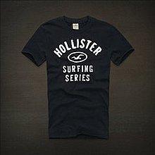 Hollister 文字圓圖海鷗款式,美國海鷗男士短袖T恤纯棉休閒T恤 【HCO全新品】