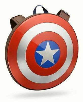 【HB】美國隊長盾牌雙肩後背包  目前...