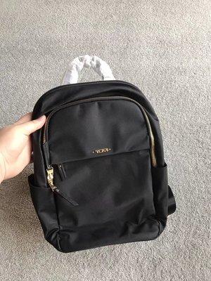 ╭☆包媽子店☆TUMI VOYAGEUR 系列484720 Black/D Backpack 女款雙肩包/背包~