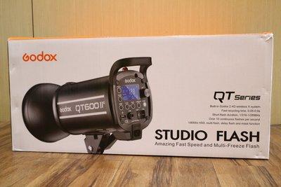 【日產旗艦】Godox 神牛 Quicker QT600IIM QT600 II 二代 閃客 棚燈 閃光燈 開年公司貨