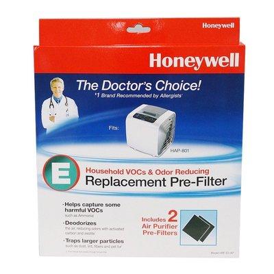 Honeywell CZ 濾網 (適用機型HAP-801APTW (HRF-E2-AP) 1盒2入