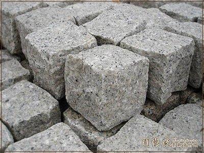 【園藝家景觀資材網】花崗石塊*粉花崗石塊10*10*10*營造造景 園藝庭園鋪設 佈置 緣路石 鋪地磚 花圃圍牆