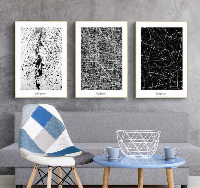 ☺暖暖屋☺傢居藝術館 個性形意抽象裝飾畫/掛畫/有框畫/多款樣式/多種尺寸