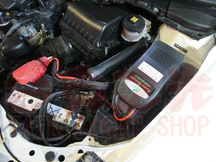 台克之光-HONDA-CIVIC9-專用-KPE-鋰鐵電力穩壓穩流器
