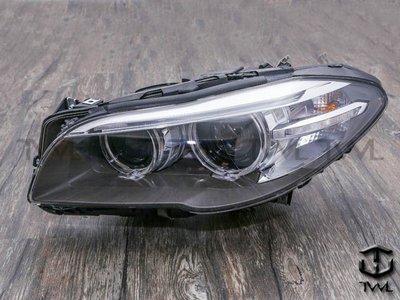《※台灣之光※》全新BMW寶馬F10 F11 前期改小改款LCI原廠型HID光圈魚眼投射大燈頭燈組