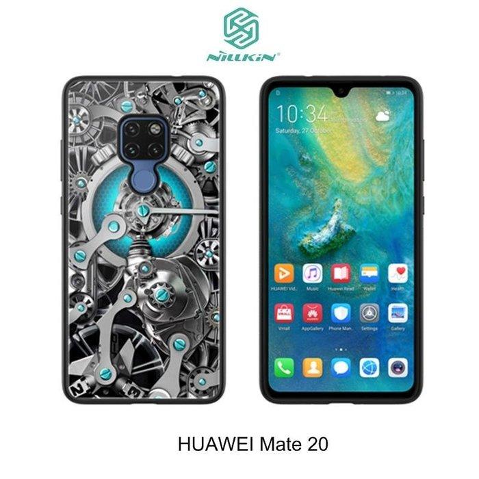 *PHONE寶*NILLKIN HUAWEI Mate 20 /Mate 20 Pro 時空玻璃手機殼 玻璃背蓋 保護殼